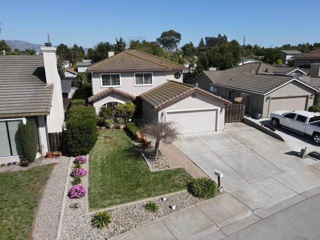 1261 Manzanita Drive, Hollister, CA 95023 (#ML81838490) :: Pam Spadafore & Associates