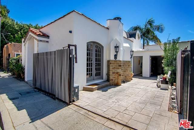 7924 Romaine Street, West Hollywood, CA 90046 (#21717560) :: Powerhouse Real Estate