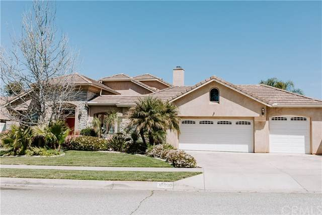 35520 Lynfall Street, Yucaipa, CA 92399 (#EV21071123) :: Mark Nazzal Real Estate Group