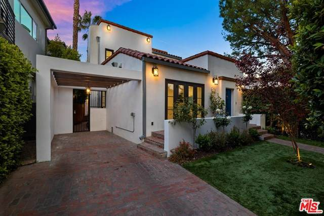 560 Westbourne Drive, West Hollywood, CA 90048 (#21717160) :: Powerhouse Real Estate