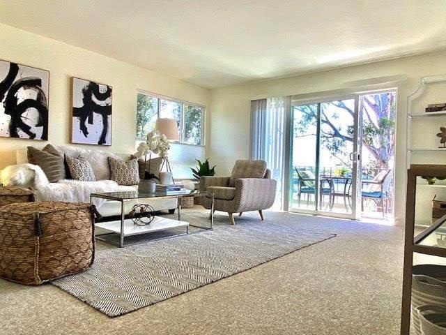 802 Delaware Street #402, San Mateo, CA 94401 (#ML81838510) :: Steele Canyon Realty