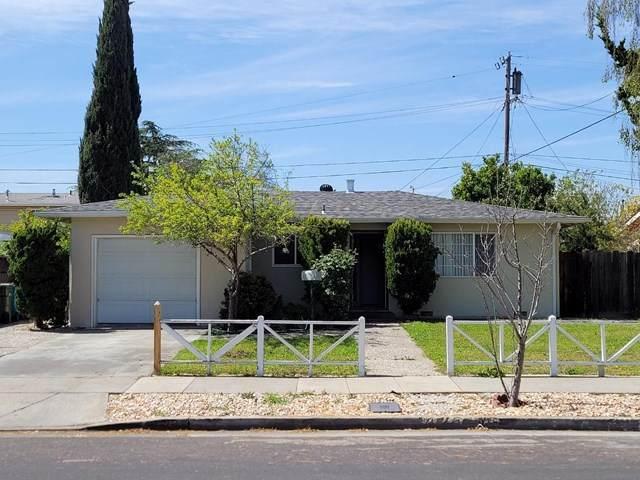 2452 Painted Rock Drive, Santa Clara, CA 95051 (#ML81838513) :: Jett Real Estate Group