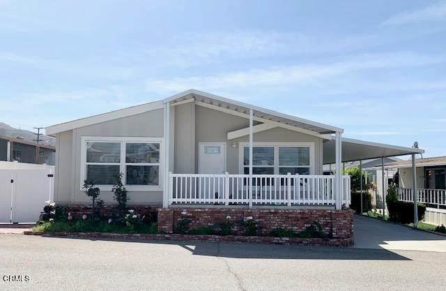 104 Barnes Drive #104, Ventura, CA 93001 (#V1-5074) :: Jett Real Estate Group