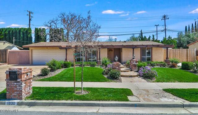 1030 Windsor Drive, Thousand Oaks, CA 91360 (#221001866) :: The Results Group