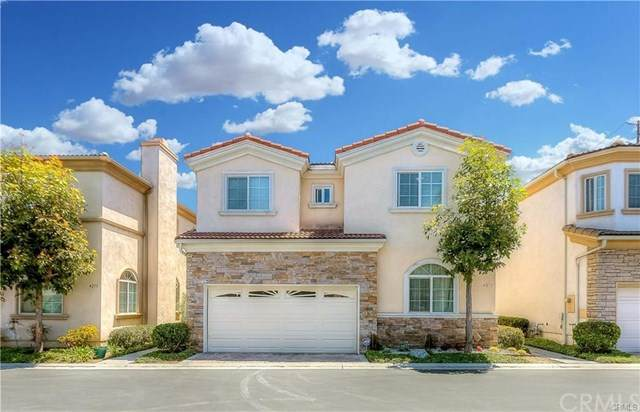 4273 W 190th Street, Torrance, CA 90504 (#SB21075892) :: Steele Canyon Realty