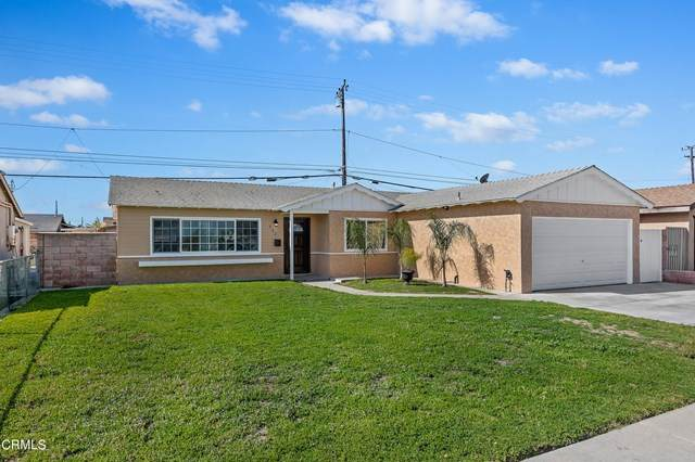 962 Teakwood Street, Oxnard, CA 93033 (#V1-5076) :: Jett Real Estate Group