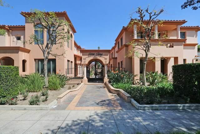 66 Allen Avenue #1, Pasadena, CA 91106 (#P1-4150) :: The Brad Korb Real Estate Group