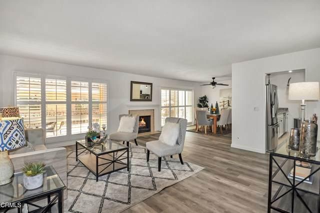 1127 E Del Mar Boulevard #316, Pasadena, CA 91106 (#P1-4152) :: The Costantino Group | Cal American Homes and Realty