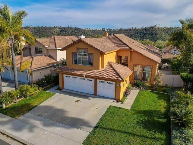 7769 Park Village Rd, San Diego, CA 92129 (#PTP2102465) :: Steele Canyon Realty