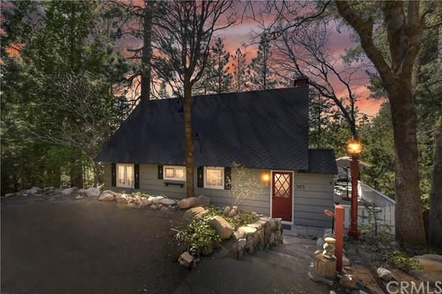 305 Castle Gate Road, Lake Arrowhead, CA 92352 (#EV21075849) :: Wendy Rich-Soto and Associates