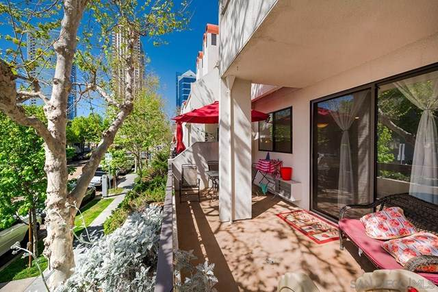 701 Kettner Blvd #23, San Diego, CA 92101 (#210009414) :: Mark Nazzal Real Estate Group