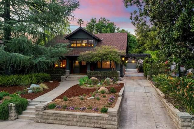 973 E Howard Street, Pasadena, CA 91104 (#P1-4153) :: The Costantino Group | Cal American Homes and Realty