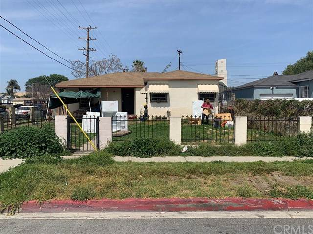 757 W 131st Street, Compton, CA 90222 (#OC21076139) :: Team Forss Realty Group