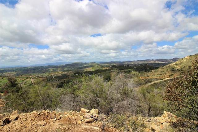 0 Mountain Rim, Fallbrook, CA 92028 (#NDP2103873) :: Power Real Estate Group