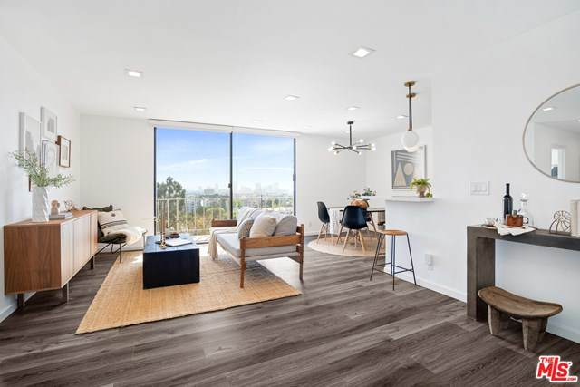 100 S Doheny Drive #706, Los Angeles (City), CA 90048 (#21717644) :: The Bhagat Group