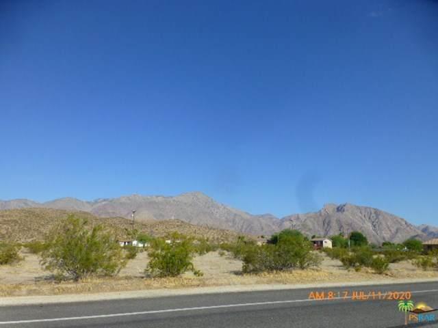 0 Borrego Springs Road, Borrego Springs, CA 92004 (MLS #21717768) :: Desert Area Homes For Sale