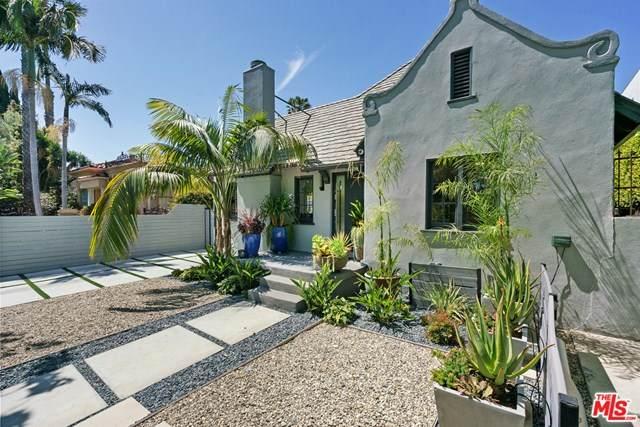 737 N Fuller Avenue, Los Angeles (City), CA 90046 (#21716494) :: Powerhouse Real Estate