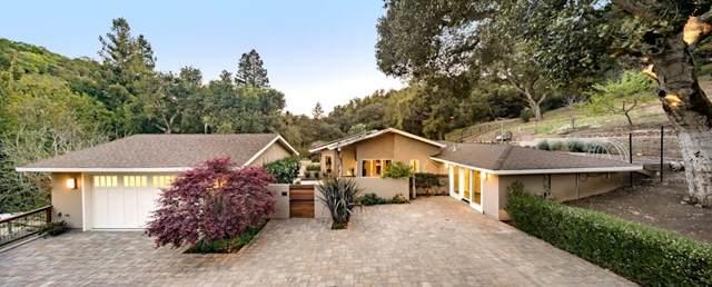 220 Todo El Mundo, Woodside, CA 94062 (#ML81838555) :: Mark Nazzal Real Estate Group