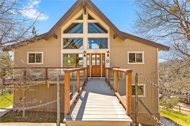 27792 West Shore Road, Lake Arrowhead, CA 92352 (#EV21075710) :: Wendy Rich-Soto and Associates