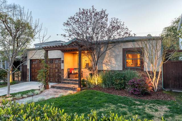95 Glen Summer Road, Pasadena, CA 91105 (#P1-4157) :: Koster & Krew Real Estate Group | Keller Williams