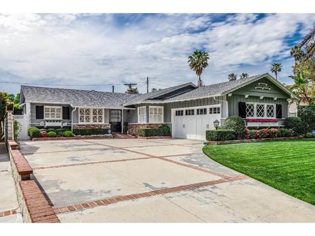 10859 White Oak Avenue, Granada Hills, CA 91344 (#SR21074449) :: The Parsons Team