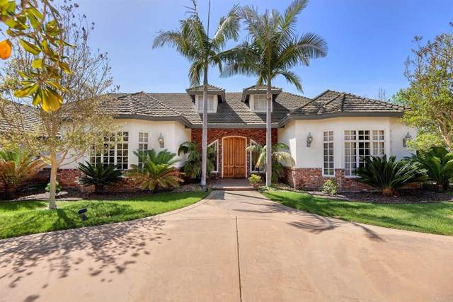 18138 Lago Vista, Rancho Santa Fe, CA 92067 (#NDP2103891) :: The Houston Team   Compass