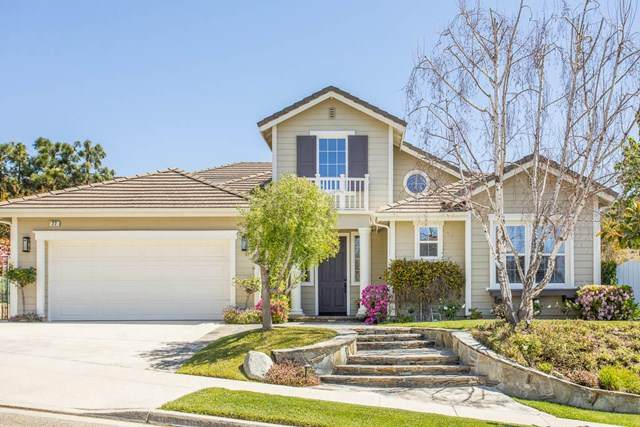 22 Via Magnolia, Newbury Park, CA 91320 (#221001870) :: Steele Canyon Realty
