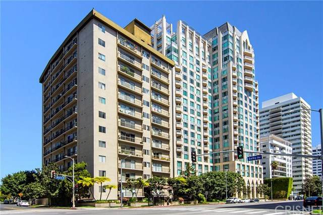 10747 Wilshire Boulevard #1302, Los Angeles (City), CA 90024 (#SR21076281) :: Mark Nazzal Real Estate Group