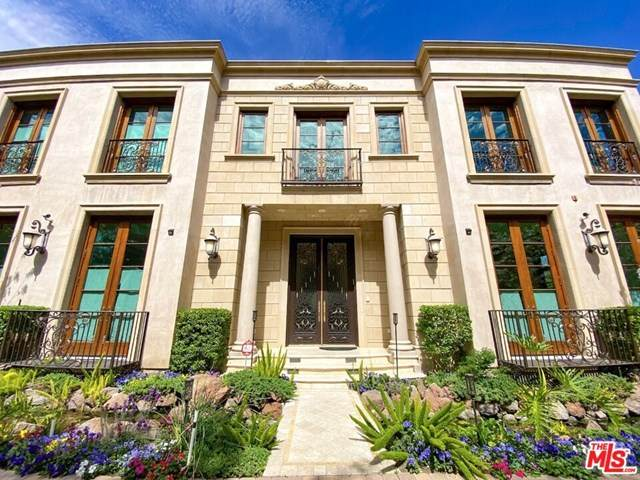 622 N Rodeo Drive, Beverly Hills, CA 90210 (#21704564) :: The Kohler Group