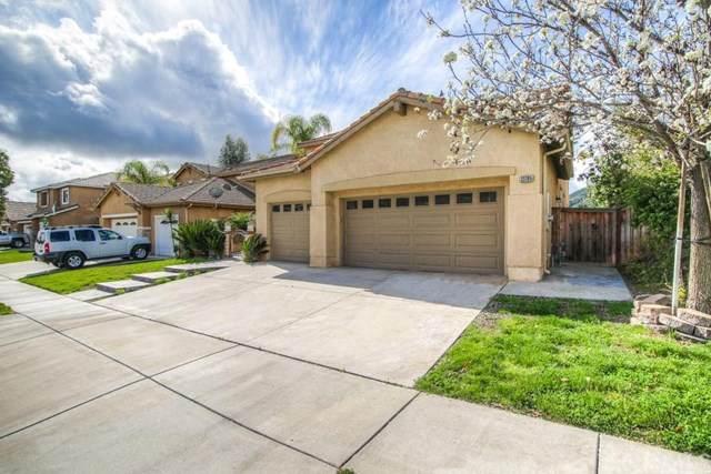 23785 Cloverleaf Way, Murrieta, CA 92562 (#SW21076466) :: Power Real Estate Group