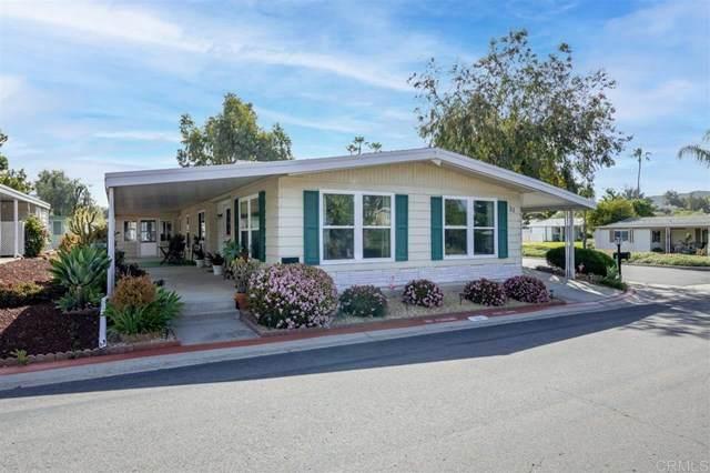 2250 N Broadway #53, Escondido, CA 92026 (#NDP2103897) :: Wahba Group Real Estate | Keller Williams Irvine