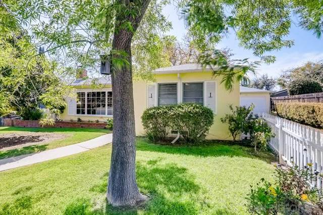 5030 Knoll Court, La Mesa, CA 91941 (#210009449) :: Wendy Rich-Soto and Associates