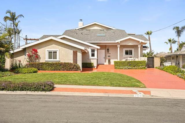 2176 Dunhaven St, San Diego, CA 92110 (#210009452) :: eXp Realty of California Inc.