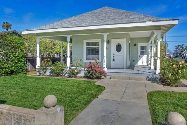 160 E 6th Ave, Escondido, CA 92025 (#210009451) :: Koster & Krew Real Estate Group | Keller Williams