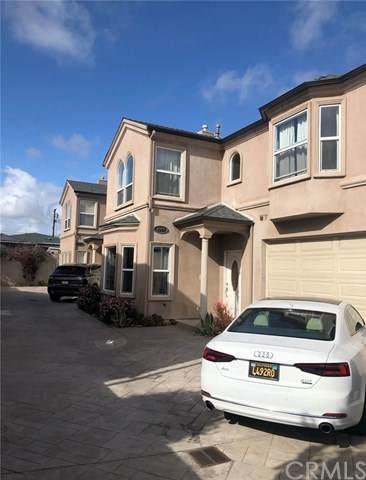 4721 W 170th Street, Lawndale, CA 90260 (#SB21076540) :: Wendy Rich-Soto and Associates