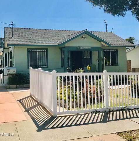 60 W Ramona Street, Ventura, CA 93001 (#V1-5091) :: The Najar Group