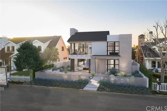 317 Aliso Avenue, Newport Beach, CA 92663 (#OC21076110) :: Doherty Real Estate Group