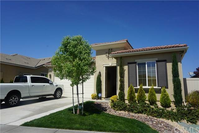 1544 Timberline, Beaumont, CA 92223 (#EV21076681) :: The Results Group