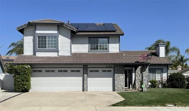 35562 Billie Ann Road, Wildomar, CA 92595 (#SW21076687) :: Power Real Estate Group