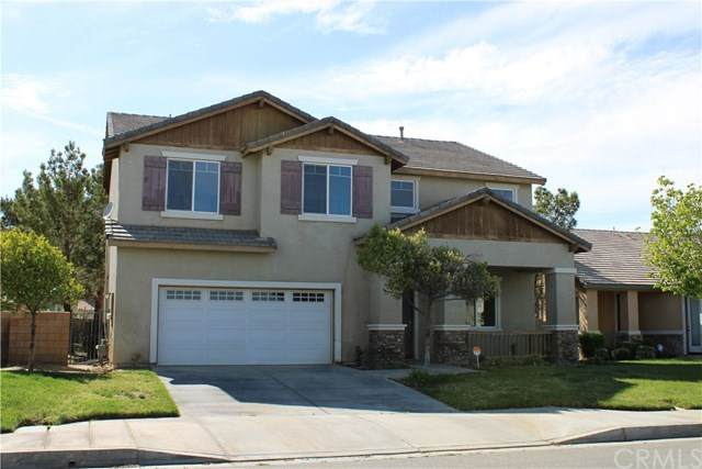 44553 17th Street W, Lancaster, CA 93534 (#DW21076663) :: Team Tami