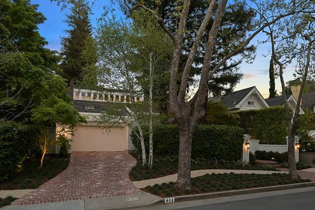 614 Dorchester Road, San Mateo, CA 94402 (#ML81838646) :: Doherty Real Estate Group
