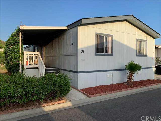2151 W Rialto Avenue #31, San Bernardino, CA 92410 (#PW21076323) :: Mark Nazzal Real Estate Group