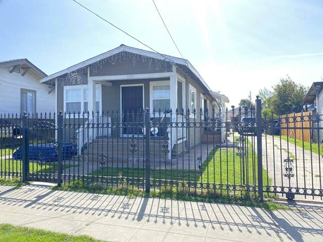 1130 87th Avenue, Oakland, CA 94621 (#ML81838652) :: Doherty Real Estate Group