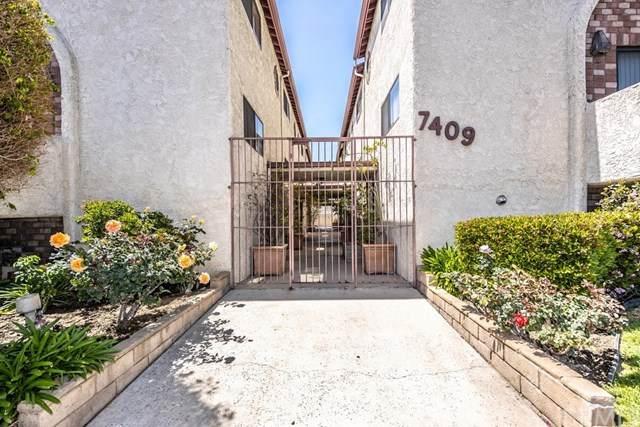 7409 Woodman Avenue #109, Van Nuys, CA 91405 (#OC21075850) :: Wendy Rich-Soto and Associates