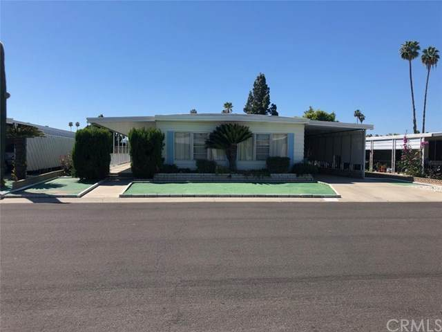 291 San Mateo Circle, Hemet, CA 92543 (#SW21075870) :: The Results Group