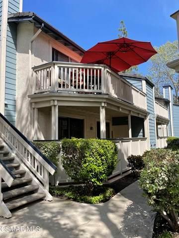 2486 Pleasant Way M, Thousand Oaks, CA 91362 (#221001884) :: Mainstreet Realtors®