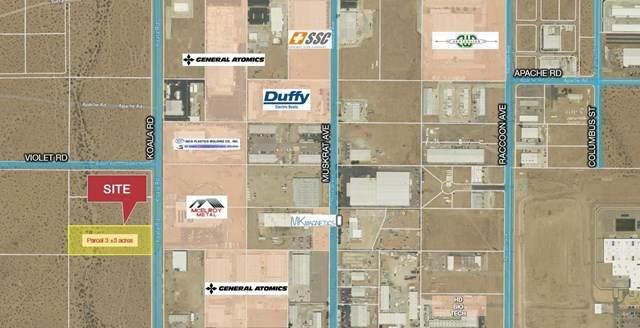 0 Koala Road, Adelanto, CA 92310 (#533992) :: The Costantino Group | Cal American Homes and Realty