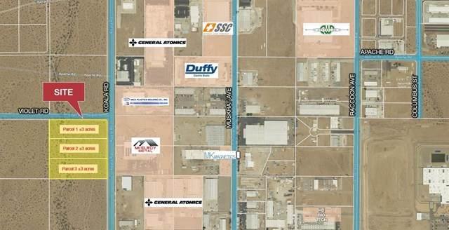 0 Koala Road, Adelanto, CA 92310 (#533993) :: The Costantino Group | Cal American Homes and Realty