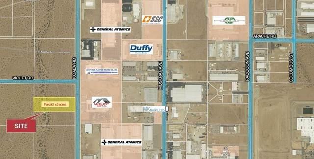 0 Koala Road, Adelanto, CA 92310 (#533991) :: The Costantino Group | Cal American Homes and Realty