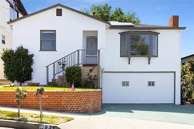 930 9th Street, Hermosa Beach, CA 90254 (#PV21076150) :: Wendy Rich-Soto and Associates